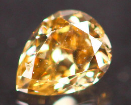 0.11Ct Untreated Fancy Diamond Natural Color P05