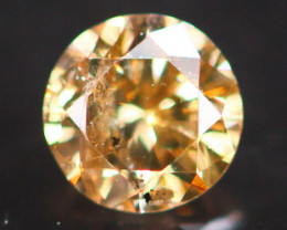 0.12Ct Untreated Fancy Diamond Natural Color P06