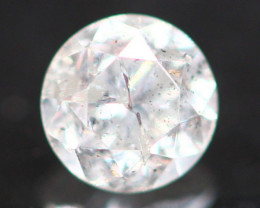 0.13Ct Untreated Fancy Diamond Natural Color P07