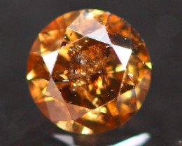 0.19Ct Untreated Fancy Diamond Natural Color P13