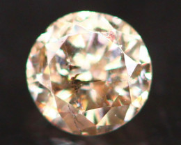 0.11Ct Untreated Fancy Diamond Natural Color P16