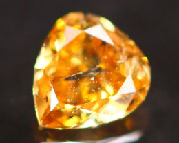 0.11Ct Untreated Fancy Diamond Natural Color P18