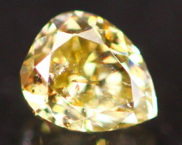 0.14Ct Untreated Fancy Diamond Natural Color P19