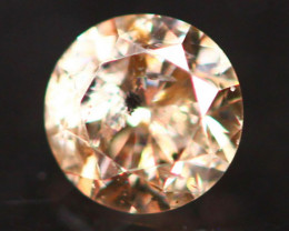 0.16Ct Untreated Fancy Diamond Natural Color P22