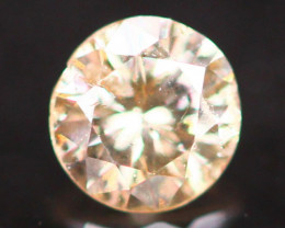0.11Ct Untreated Fancy Diamond Natural Color P24