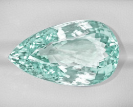 Paraiba Tourmaline, 40.50ct - Mined in Mozambique | Certified by IGI