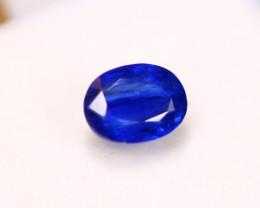 2.08Ct Blue Kyanite Oval Cut Lot LZ2669