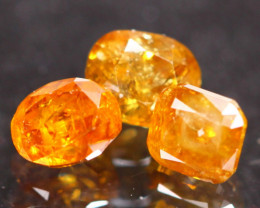 0.71Ct Fancy Vivid Orange Natural Diamond C1705