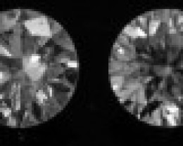 1.30 mm  Si2/D-G 0.11 ct Diamond GPC Lab Real description