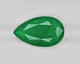 Emerald, 8.68ct - Mined in Zambia | Certified by IGI