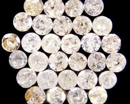 GENUINE  DIAMOND PARCEL 1.3-2 POINTERS 0.321 CARATS TW 170
