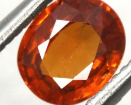 0.95 CTS GARNET SPESSARTITE FACETED PG-2329