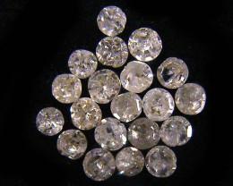 GENUINE  DIAMOND PARCEL 1 POINTER 0.20 CARATS TW 193