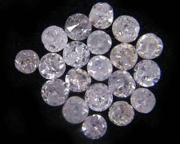 GENUINE  DIAMOND PARCEL 1 POINTER 0.209 CARATS TW 199