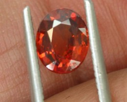 1.05 CTS GARNET SPESSARTITE FACETED  PG-2324