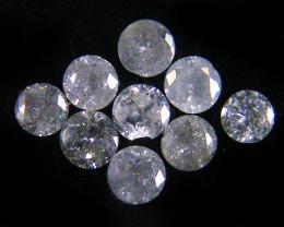 GENUINE  DIAMOND PARCEL 2-3 POINTER 0.180 CARATS TW 212