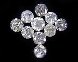 GENUINE  DIAMOND PARCEL 2-3 POINTER 0.196 CARATS TW 218