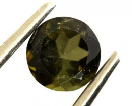 1.30 CTS TOURMALINE FACETED STONE  TBG-2447