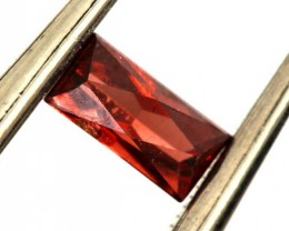 0.45 CTS  GARNET FACETED NATURAL STONE  TBG-2443