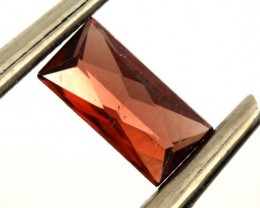 0.40 CTS  GARNET FACETED NATURAL STONE  TBG-2444