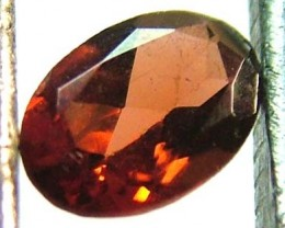 0.50 CTS GARNET FACETED NATURAL STONE  FN 4877  (TBG-GR)
