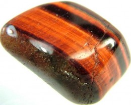 TIGER EYE RED - 46.8 CTS [MX2579]