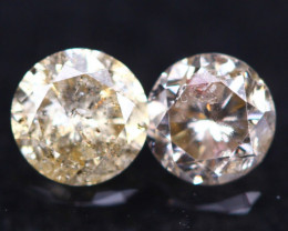 0.61Ct Fancy Untreated Color Natural Diamond B1911