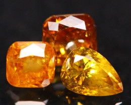 0.55Ct Fancy Vivid Orange And Yellow Natural Diamond C1902
