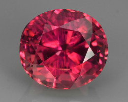 Private Auction 6.75 CTS UNIQUE FACET EXCELLENT LUSTER TOP PINK UNHEATED TO