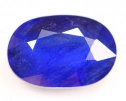 9.78Ct Blue Sapphire Oval Cut Lot LZ2664