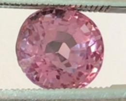 Pretty 1.75 ct Pink Spinel - Burma   G595