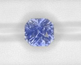 Blue Sapphire, 11.64ct - Mined in Sri Lanka | Certified by GRS