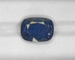 Blue Sapphire, 9.59ct - Mined in Burma | Certified by GRS