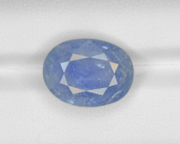Blue Sapphire, 13.82ct - Mined in Burma | Certified by IGI