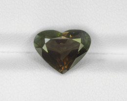 Alexandrite, 3.67ct - Mined in Madagascar | Certified by GIA