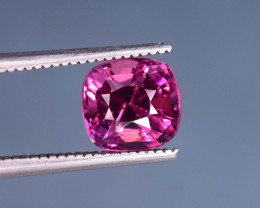 1.50 Carats Natural Pink Color Tourmaline Gemstone From Africa