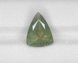 Alexandrite, 5.39ct - Mined in Madagascar   Certified by GIA