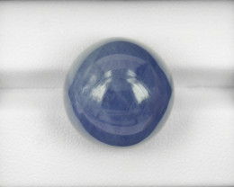 Blue Sapphire, 54.00ct - Mined in Burma | Certified by AIGS