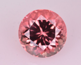 Top Color 3.80 Ct Natural Pink Tourmaline AT1