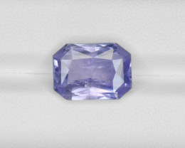 Blue Sapphire, 8.94ct - Mined in Sri Lanka | Certified by GRS