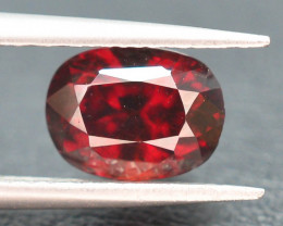 1.25 CT RHODOLITE GARNET FROM MALAY AFRICA