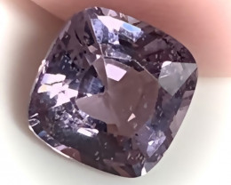Lovely 2.18ct Pastel Pink Purple Spinel - No reserve