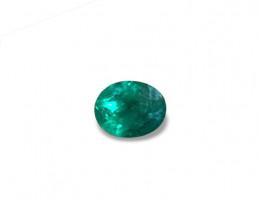 Huge Wonderful 5,22ct Colombian Emerald Ref 9/23