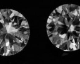 1.50 mm  Si2/D-G 0.11 ct Diamond GPC Lab Real description