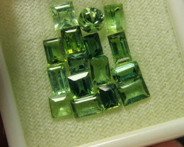 Wow Very Beautiful Color small size Tourmaline Lot From Afghanistan