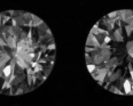 1.60 mm  Si2/D-G 0.13 ct Diamond GPC Lab Real description