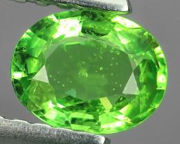 ~NATURAL EARTH MINED RARE HUGE GREEN TSAVORITE GARNET NR!$400.00