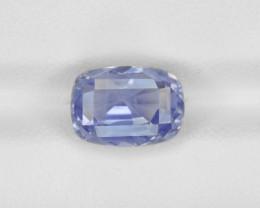 Blue Sapphire, 5.22ct - Mined in Sri Lanka | Certified by IGI