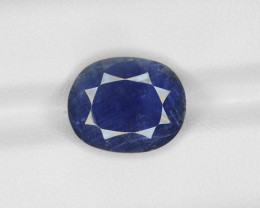 Blue Sapphire, 5.62ct