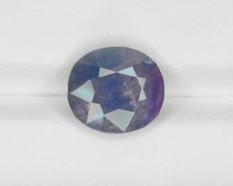 Blue Sapphire, 6.03ct - Mined in Pakistan | Certified by IGI